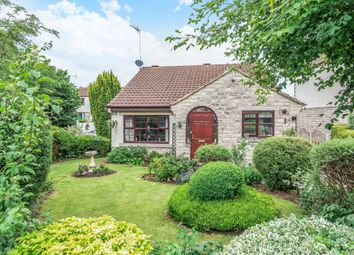 Thumbnail 2 bed detached bungalow for sale in Lyndon Road, Bramham, Wetherby