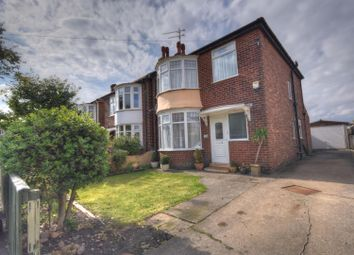 Thumbnail 3 bed detached house for sale in Westridge Road, Bridlington