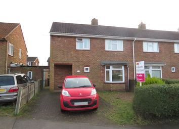 Thumbnail 2 bedroom end terrace house for sale in Queen Mary Road, Lincoln