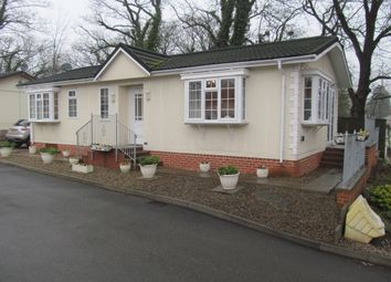 Thumbnail 2 bed mobile/park home for sale in Badger Hill Park (Ref 5844), Knaresborough, North Yorkshire