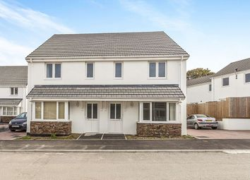 Thumbnail 3 bed semi-detached house for sale in Copper Meadows, Gwinear, Hayle