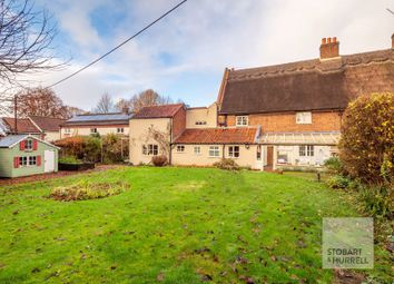 Thumbnail 5 bed semi-detached house for sale in The Limes, The Street, Norfolk