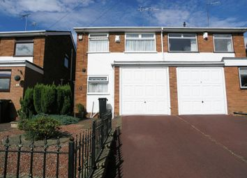 Thumbnail 3 bedroom semi-detached house for sale in Dudley, Netherton, Recreation Street