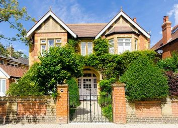 Thumbnail 5 bed detached house to rent in Bramcote Road, London