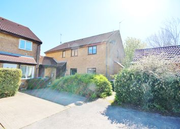 Thumbnail 2 bedroom end terrace house to rent in James Carlton Close, Milton, Cambridge
