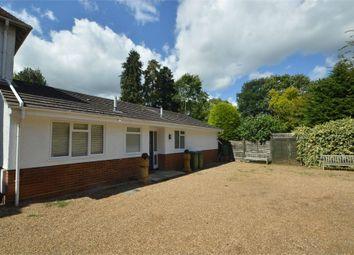 Thumbnail 2 bed semi-detached bungalow to rent in Mayfield Road, Weybridge, Surrey