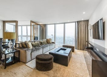 Thumbnail 2 bed flat for sale in The Tower, St. George Wharf, London