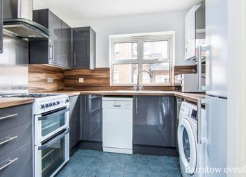 Thumbnail 2 bed flat to rent in Gilbert Road, Gidea Park, Romford