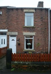 Thumbnail 2 bed terraced house for sale in Percy Terrace, Stanley, Durham