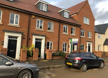 Thumbnail 4 bed terraced house to rent in Gold Furlong, Marston Moretaine, Bedford