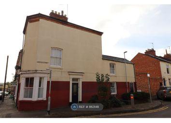 Thumbnail 2 bed flat to rent in Harold Street, Northampton