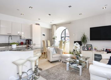 Thumbnail 2 bed flat for sale in Shenley Tower, Blenheim Mews, Shenley, Hertfordshire