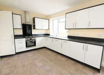 Thumbnail 3 bed end terrace house for sale in Woodleigh Gardens, Whitchurch, Bristol