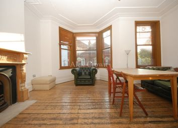 Thumbnail 3 bed flat to rent in Evershot Road, London