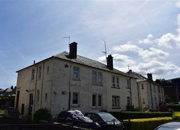 Thumbnail 2 bed flat for sale in 77, Wallace Street, Greenock, Renfrewshire
