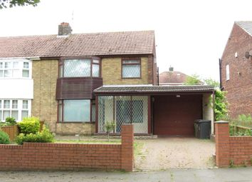 Thumbnail 3 bed semi-detached house for sale in King Oswy Drive, Hartlepool, Cleveland