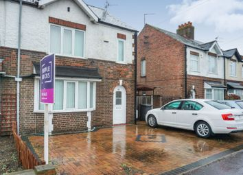 3 bed semi-detached house for sale in Fulbridge Road, Peterborough PE1