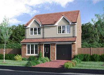"Thumbnail 3 bedroom detached house for sale in ""The Larkin Alt"" at Drove Road, Throckley, Newcastle Upon Tyne"