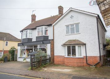Thumbnail 3 bed detached house for sale in Station Road, West Runton, Cromer, Norfolk