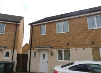 Thumbnail 2 bedroom property to rent in Torold Drive, Hampton Centre, Peterborough