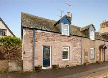 Thumbnail 2 bedroom end terrace house for sale in Tamam Cottage, Bowling Green Terrace, Moray Street, Blackford