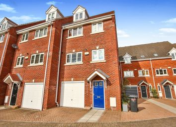 Thumbnail 3 bedroom end terrace house for sale in Clickers Road, Norwich
