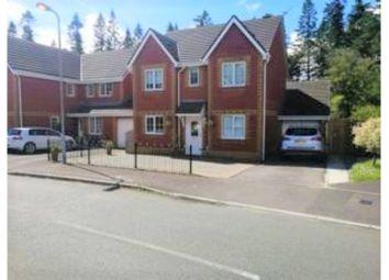 Thumbnail 4 bed detached house for sale in Ffordd Ger Y Llyn, Tircoed Forest Village, Penllergaer