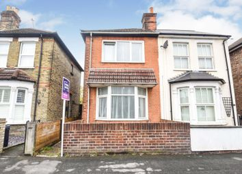 Thumbnail 2 bed semi-detached house for sale in Drummond Road, Romford