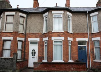 Thumbnail 2 bedroom terraced house to rent in Sandown Road, Belfast