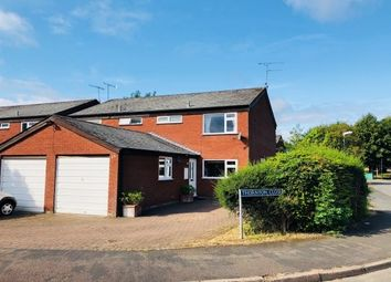 Thumbnail 4 bed semi-detached house to rent in Thornton Close, Woodloes Park, Warwick