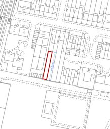 Thumbnail Land for sale in Gordon Road, South Woodford, London