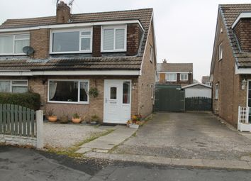 Thumbnail 3 bed semi-detached house for sale in Hunters Road, Leyland