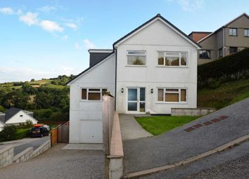 Thumbnail 4 bed detached house for sale in Polsethow, Penryn