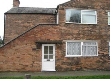 Thumbnail 1 bed flat to rent in King Street, Hartford, Northwich