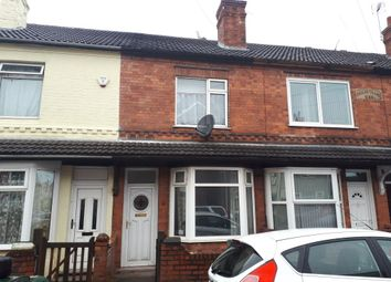 Thumbnail 2 bed property to rent in Prospect Street, Alfreton, Derbyshire