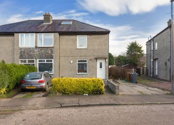 Thumbnail 3 bed maisonette for sale in 21 Broomburn Grove, Corstorphine