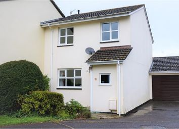 Thumbnail 3 bed semi-detached house for sale in St. James Close, Barnstaple