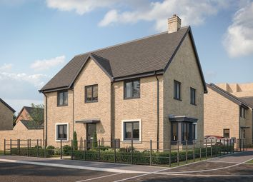"""Thumbnail 4 bed property for sale in """"The Somerton"""" at Alconbury Enterprise Campus, The Boulevard, Huntingdon"""
