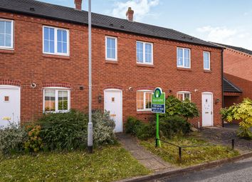 Thumbnail 3 bed terraced house for sale in Mellor Drive, Alrewas, Burton-On-Trent