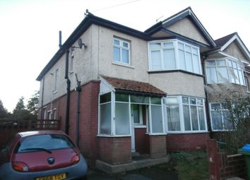Thumbnail 4 bed terraced house to rent in Blenheim Gardens, Southampton