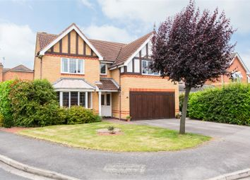 Thumbnail 4 bedroom detached house for sale in Belfry Way, Edwalton, Nottingham