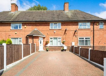 Thumbnail 2 bed terraced house for sale in Beechdale Road, Nottingham