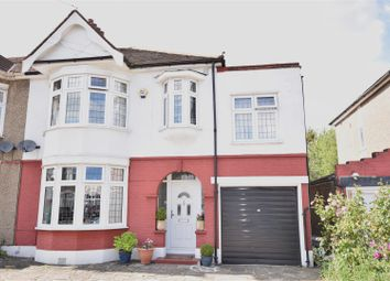Thumbnail 4 bed end terrace house for sale in Dawlish Drive, Seven Kings, Ilford