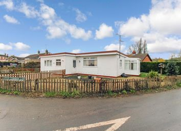 Thumbnail 2 bed detached bungalow for sale in Roman Bank, Holbeach Clough, Spalding, Lincolnshire