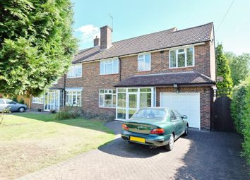 Thumbnail 4 bed semi-detached house for sale in St. Pauls Wood Hill, Orpington