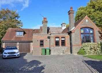 Thumbnail 4 bed detached house for sale in Scholars Row, Barnham, Bognor Regis