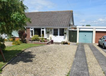 Thumbnail 2 bed semi-detached bungalow for sale in Mount View, Woolavington, Bridgwater