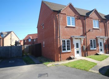 Thumbnail 2 bed terraced house for sale in Chamomile Way, Spalding