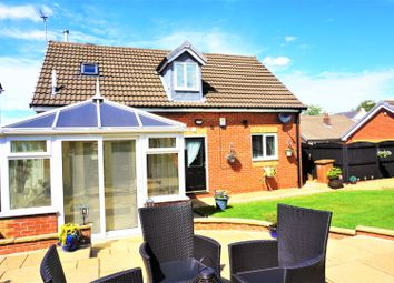 Thumbnail 3 bed detached house for sale in Ronaldsway, Preston