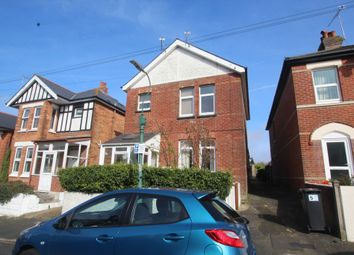 Thumbnail 2 bedroom flat for sale in Crichel Road, Winton, Bournemouth